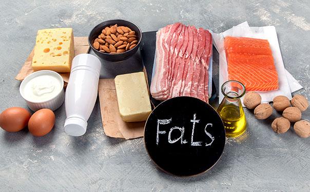 Maščobe v prehrani